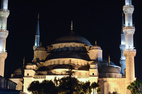 The Blue Mosque | by chrisstreeter
