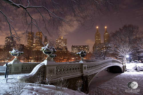 Bow Bridge Winter | Ce...