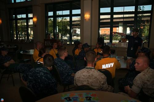 Baltimore Aug 30 2010 Aaron Kennedy Volunteer Coordina Flickr