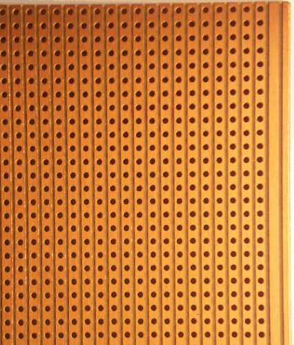 StripBoard with vertical columns | by BUILDCIRCUIT