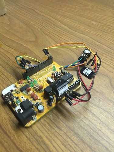 Arduino as an avr isp usb rs adapter here s my