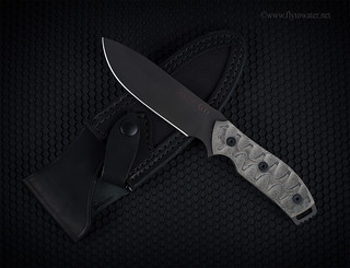 White River GTI 4.5 w/ Sheath | by Fly to Water