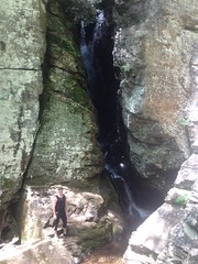 Me at Raven Cliffs Falls