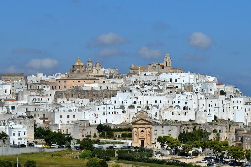 Puglia látnivalói - Ostuni