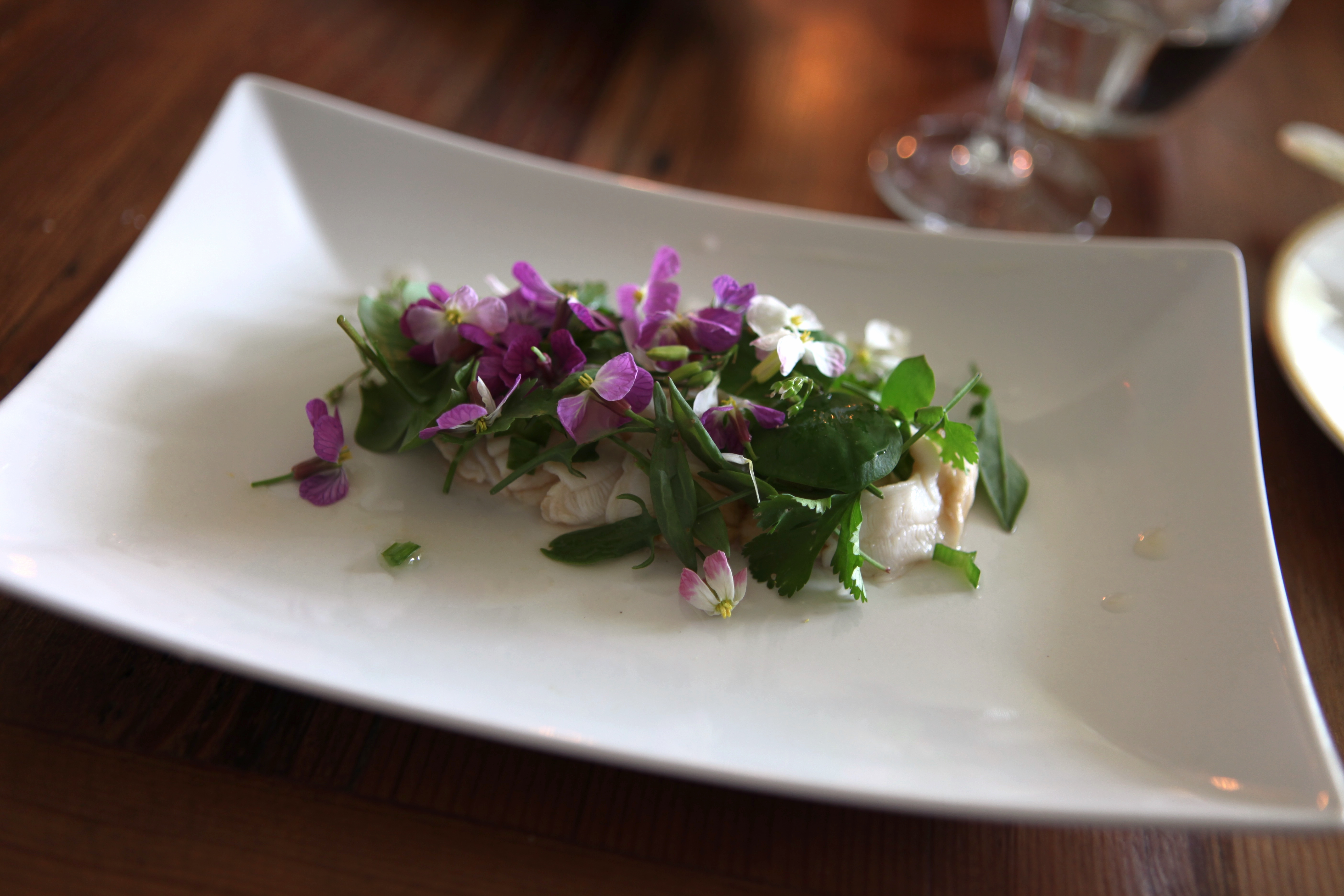 Geoduck Ceviche