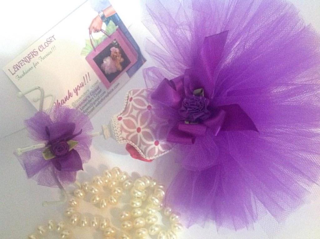 ... Purple Passion Doggie Cat Pet Puppy Tutu For Your Princess 💜 From  Lavenders Closet @lavenders_closet