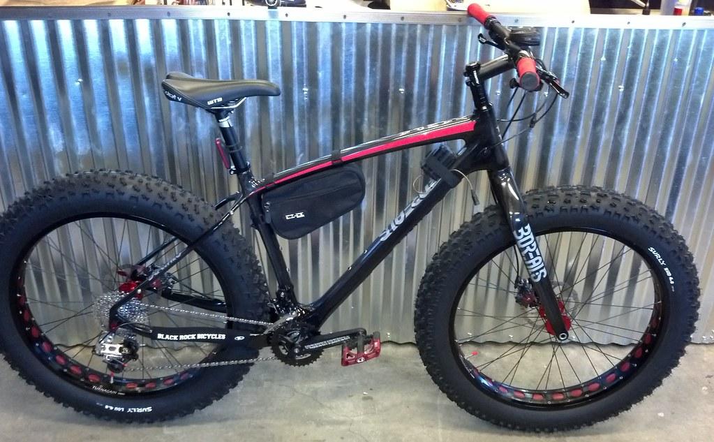 Borealis Yampa Carbon Fat Bike Black Rock Bicycles 3 Flickr