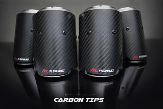 Ford Carbon Fiber Car