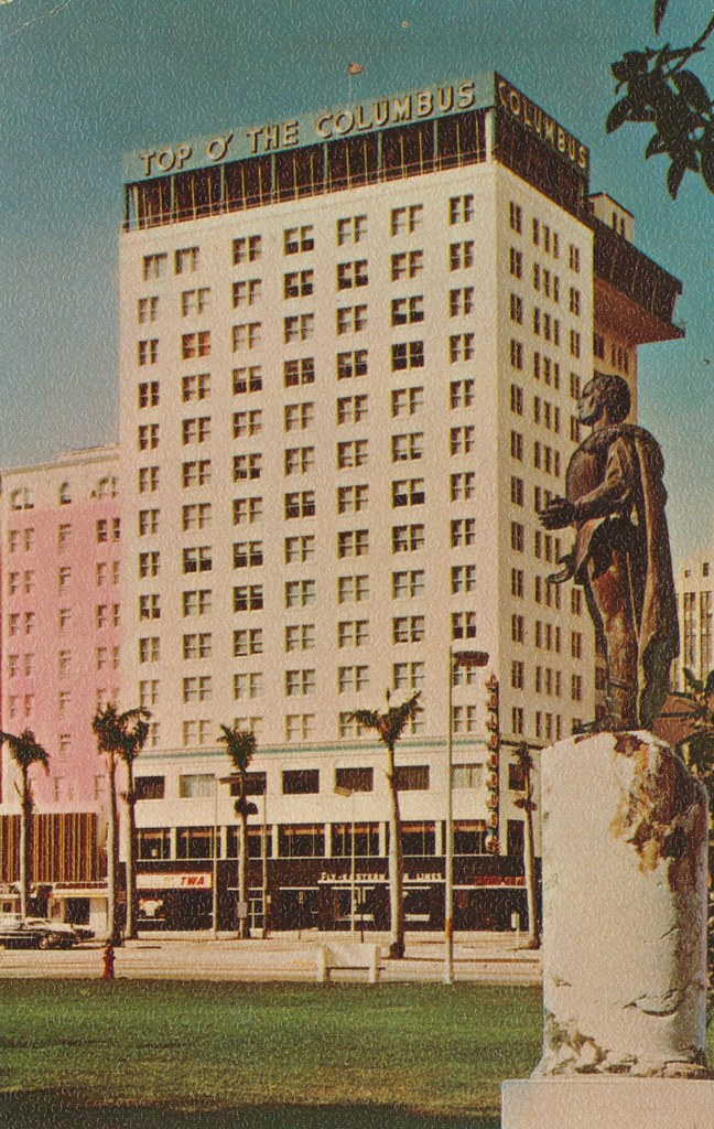The Columbus Hotel - Miami, Florida