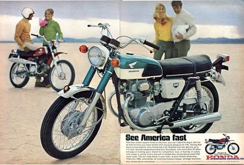 Marketing Of Honda Motorcycles