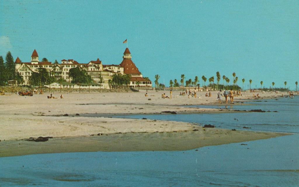 Hotel Del Coronado - Coronado, California