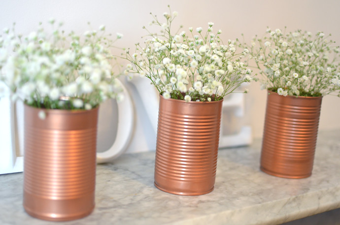 Copper Tin Vase Diy6 Deborah Stubbington Flickr