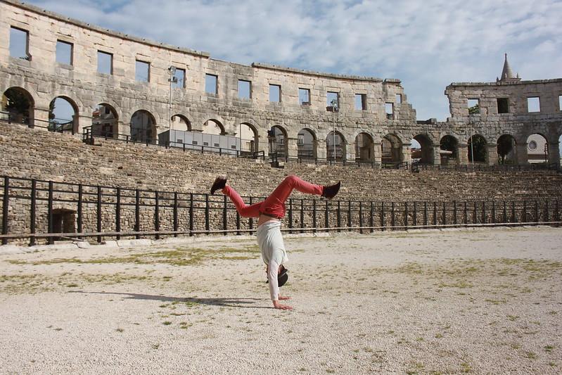 Istria-Pula-Arena-Croatia-普拉競技場-17度C隨拍- (42)