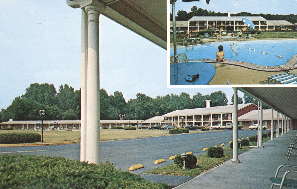 Kentucky Terrace Motel - Henderson, Kentucky