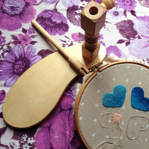Tools & Toys Tuesday: Embroidery Seat Frame | by juliezryan