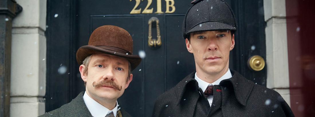 My Top 6 TV Series   Sherlock   lifeofkitty.co.uk