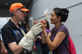 Deaf-Blind Camp of Maryland Visits NASA Goddard | by NASA Goddard Space Flight Center