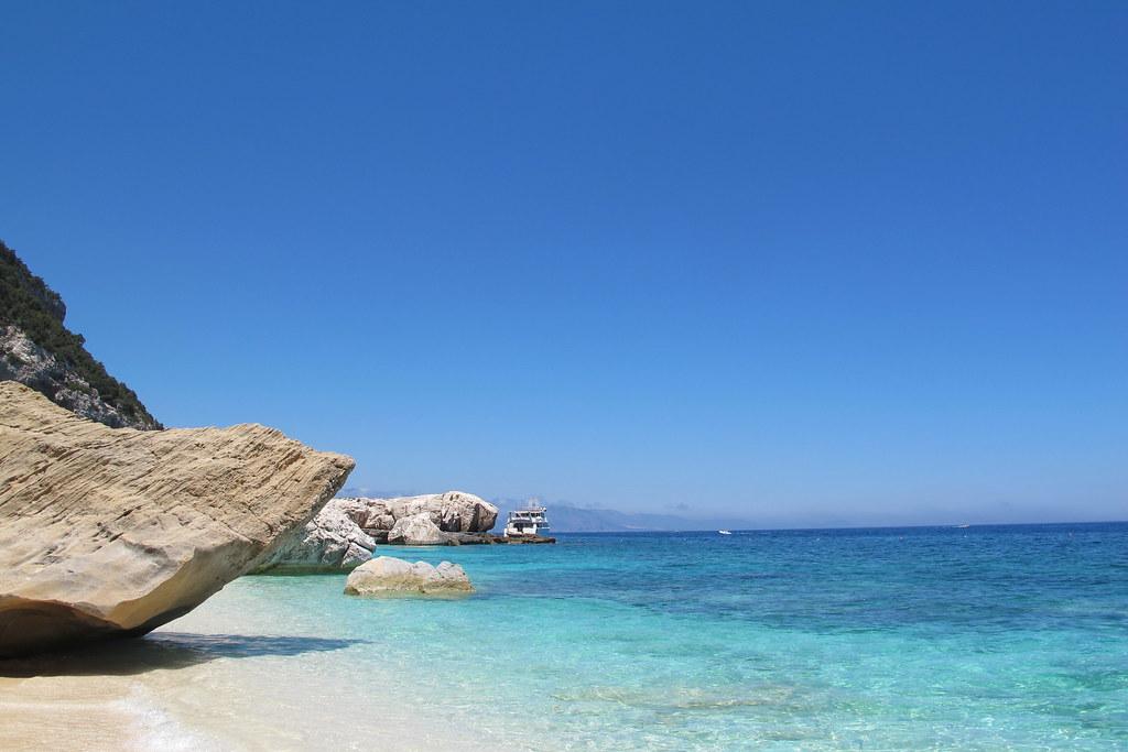 Cala Marilou, Sardinia