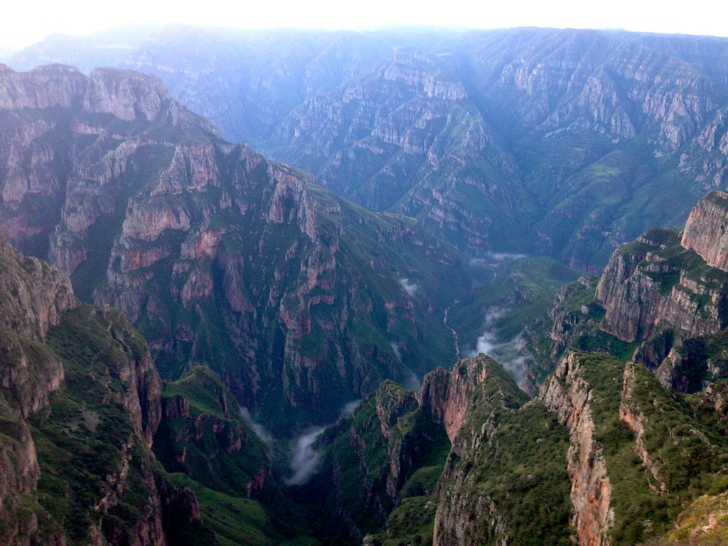 an analysis of the tarahumara of the copper canyon They were tarahumara indians from the copper canyons region of  which supports the tarahumara the copper canyon race—since renamed the ultra caballo blanco .