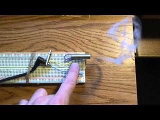 Diy Micro Fog Machine From Green Smoke E Cigarette Cartrid