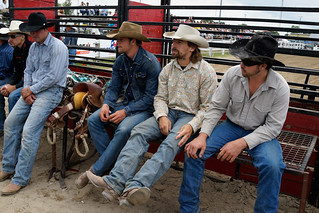 Rodeo Cowboys Exeter Ram Rodeo | by sportsphoto rob