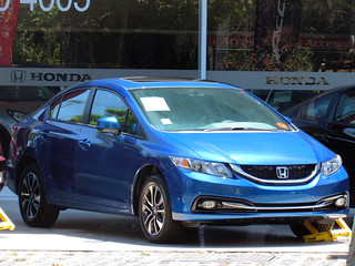 Honda Civic 1.8 EXL 2014 | by RL GNZLZ