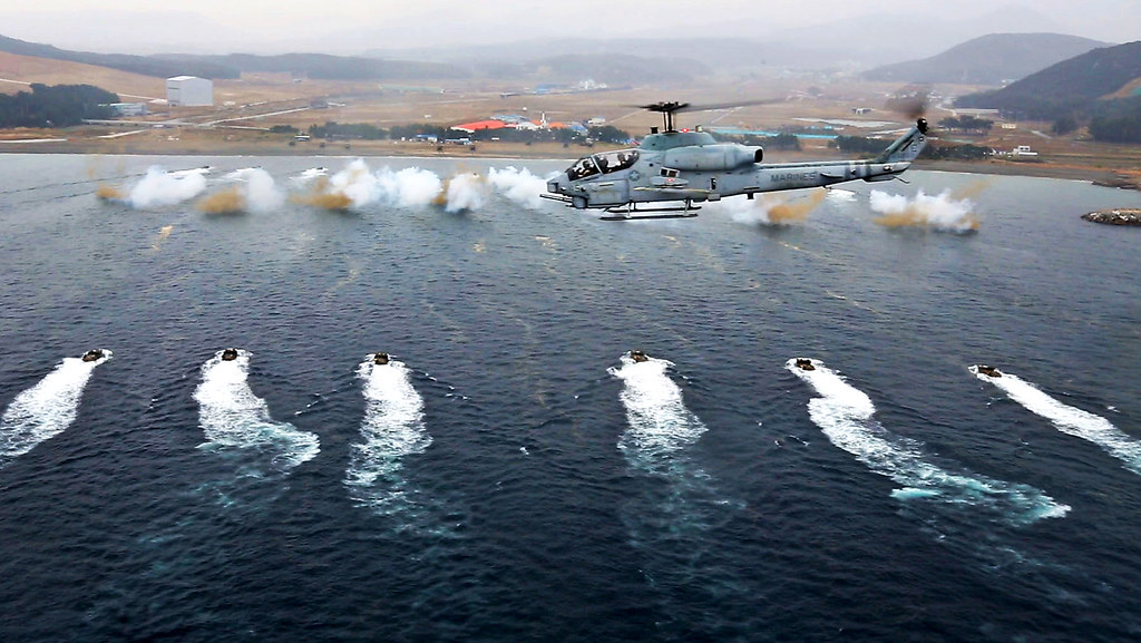 In the air on land and sea republic of korea marines with flickr on land and sea by united states marine corps official page sciox Image collections