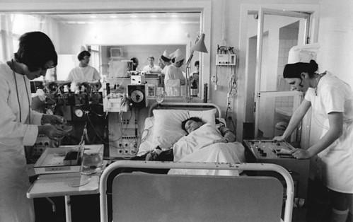 Ddr Krankenhaus Ddr Krankenschwester Gdr Nurses 1987