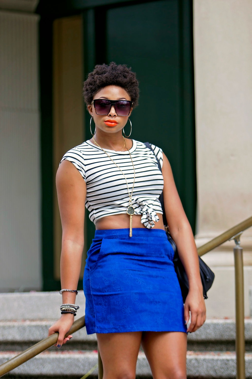 how to wear a crop top, the beauty beau
