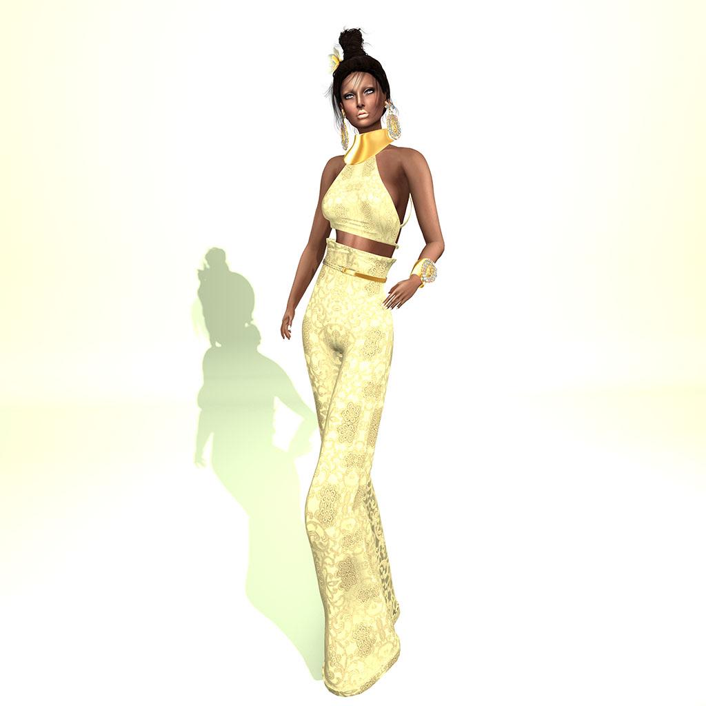 Jumo Artemis Outfit Buttercup