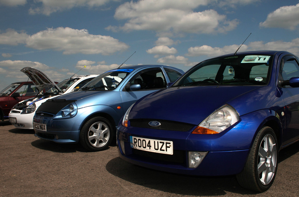 Ford Ka Owners Club By Andrea Louise