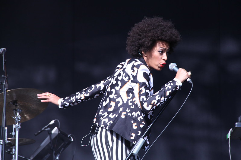 Solange Knowles // Field Day