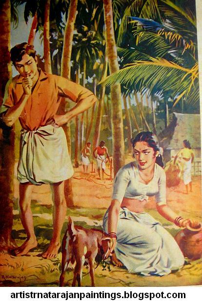 oviyar r natarajan paintings artist r natarajan painting flickr