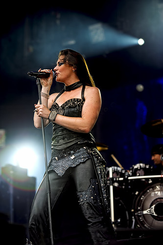 Nightwish at Tuska | by skullbone76
