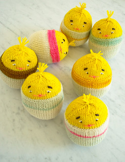 Whit's Knits: Chick-in-an-Egg | by the purl bee