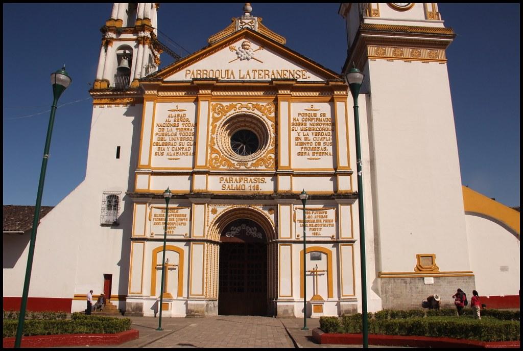 Parroquia Lateranense de Zacapoaxtla