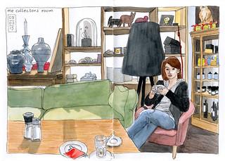 me collectors room berlin nach dem besuch der. Black Bedroom Furniture Sets. Home Design Ideas