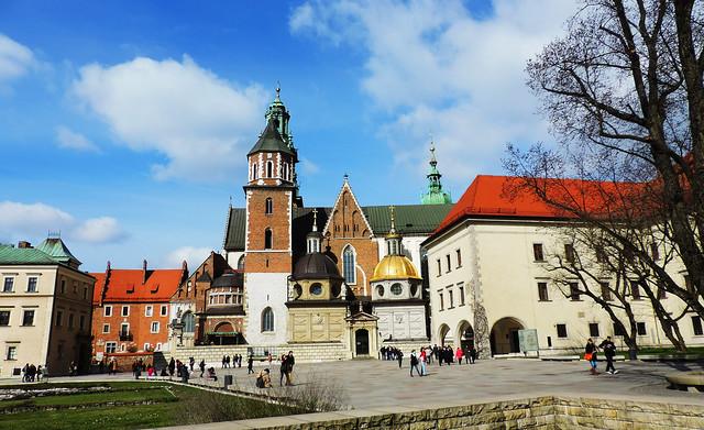 Krakow's Old Town: Wawel Castle, Krakow, Poland