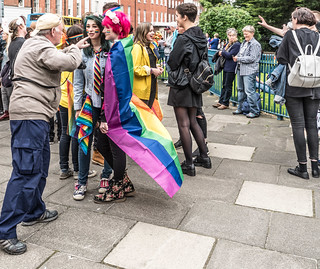 PRIDE PARADE AND FESTIVAL [DUBLIN 2016]-118091 | by infomatique
