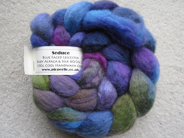 Tour de Fleece 2016 day 1 (2)