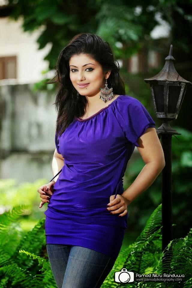 Sri Lankan Actress By Web Gossiplk