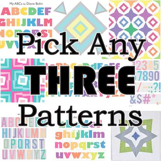 Pattern-Bundle | by Diane {from blank pages...}