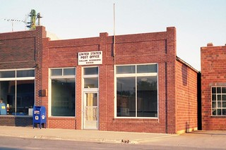 Hallam, NE post office | by PMCC Post Office Photos