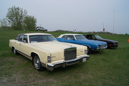 79 lincoln continental town car the evening before the. Black Bedroom Furniture Sets. Home Design Ideas