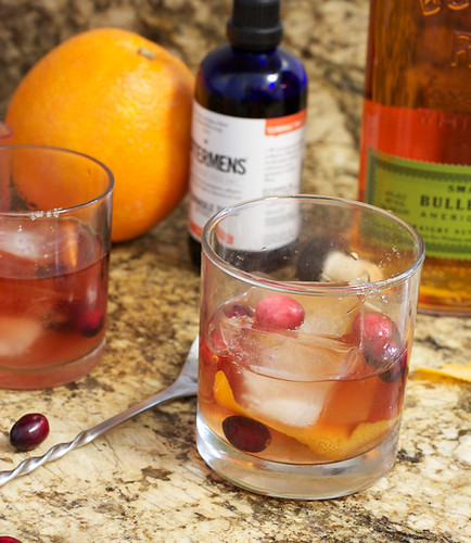 Cranberry Old Fashioned Ms
