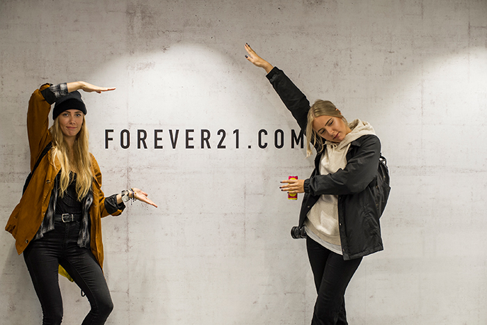 Eröffnung / FOREVER21 / Dortmund / (18.06.2016)