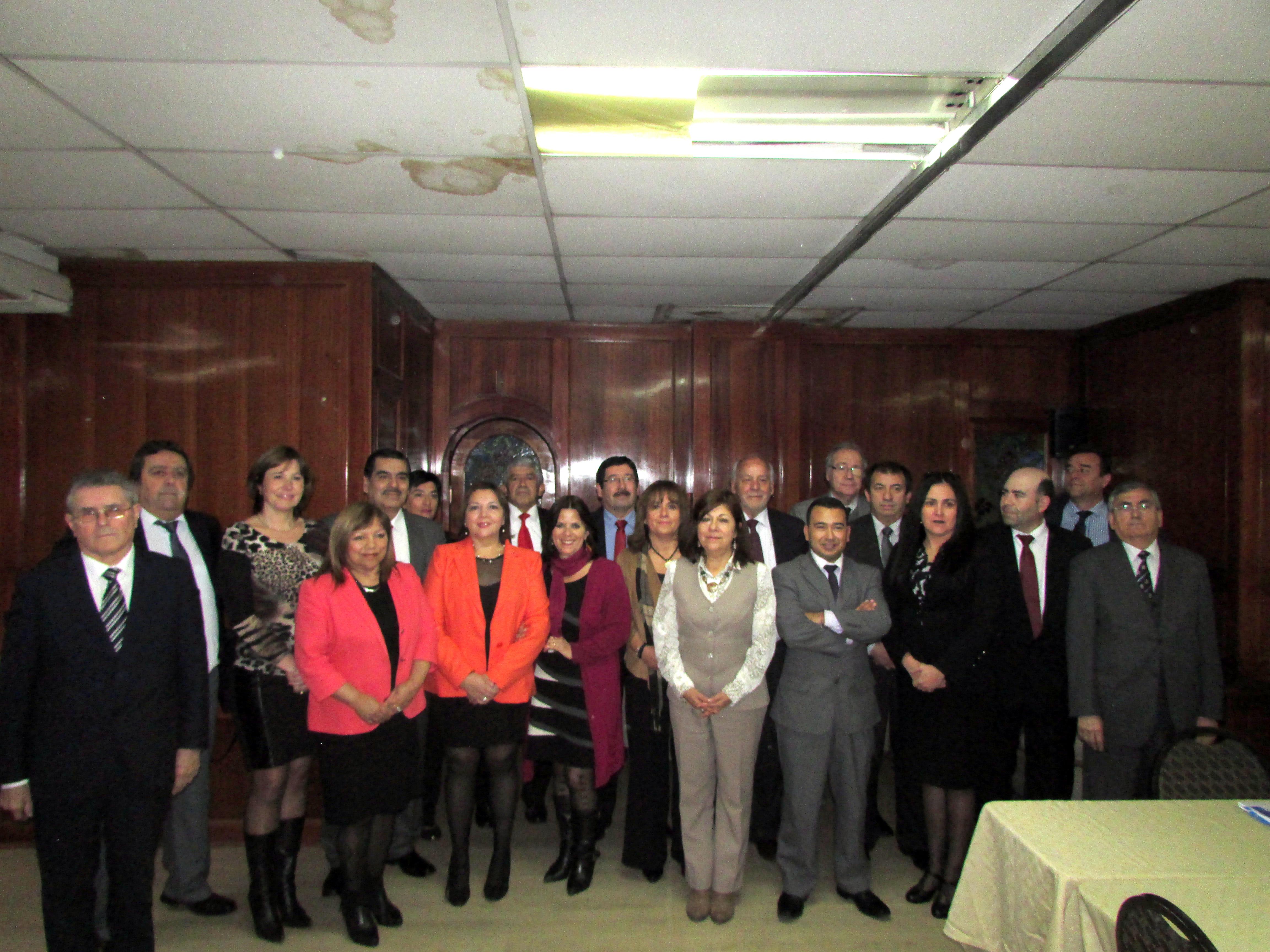 Dirigentes ANEC de todo el país iniciaron  Ampliado Nacional - 25 Mayo 2016