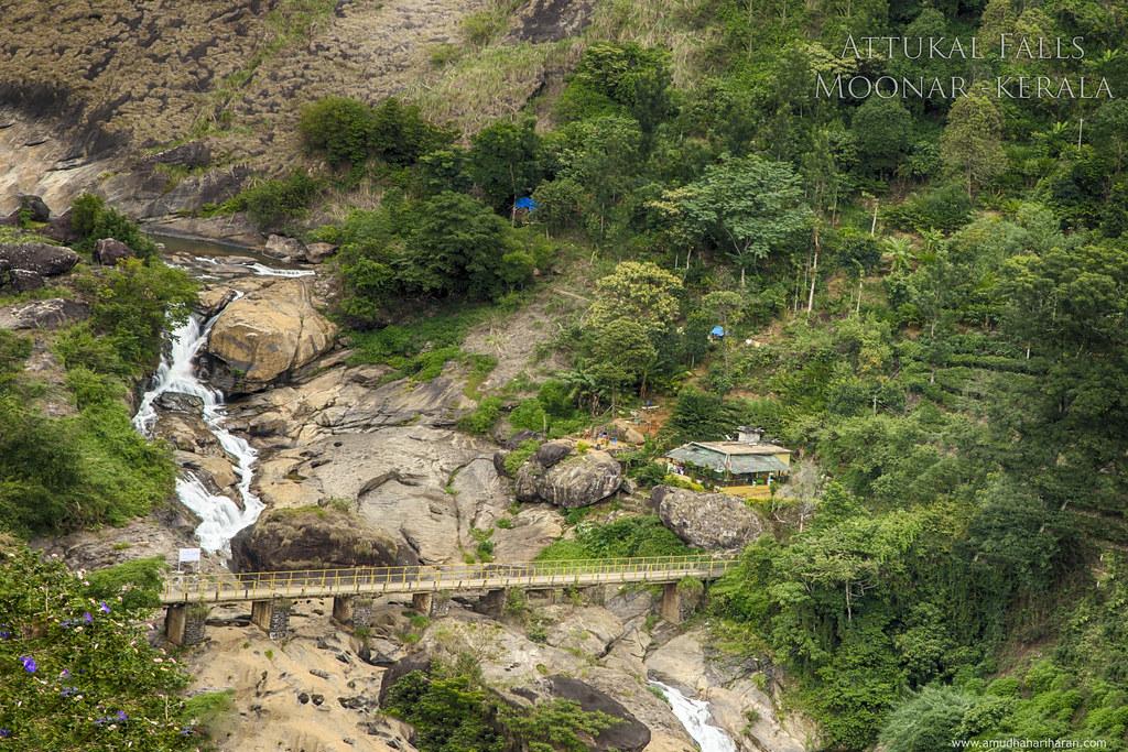 Attukal Falls | Moonar |2016