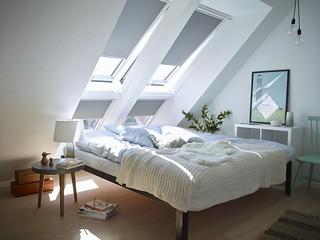 Így lesz jó idő a tetőtéri szobákban