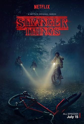 怪奇物语第一至二季/全集Stranger迅雷下载